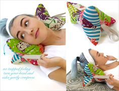 Relaxing, Therapeutic Neck Pillows-A Fan Favorite! | Sew4Home