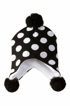 Polka Dot Hat - Click for More...