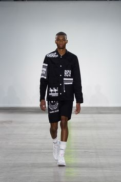 ALCH Debuts Hybrid Nike Creations at London Fashion Week