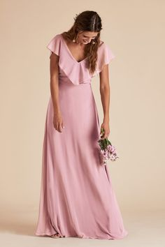 e98543be7b5 Jane Convertible Dress - Dusty Rose. Bridesmaid Dresses Under 100Beautiful  ...