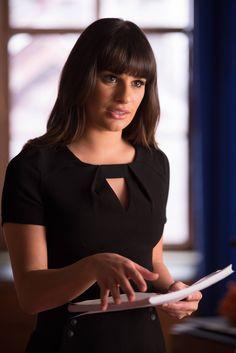 Lea Michele as Rachel
