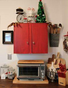 Cozy Little House: Finally Got A Little Bit Of Decorating Done