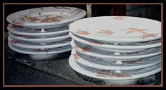 Marvin Bartel's Hint 2 for Potters - How to avoid cracking or warping plates in the bisque firing