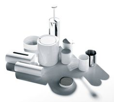 "Alessi ""No Mess"" Bathroom Set"