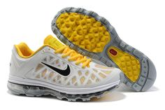 los angeles b815a 1e24e More and More Cheap Shoes Sale Online,Welcome To Buy New Shoes 2013 Womens  Nike Air Max 2011 Platnum Anthrct Lemon Frost White Sneakers  New Shoes -  Womens ...