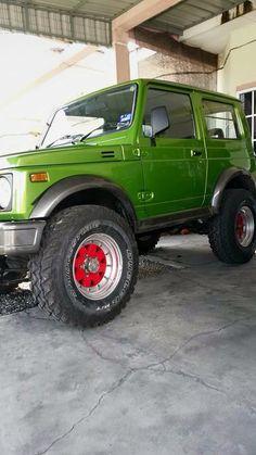 4x4 Off Road Suzuki  Best 4x4 cars ........................ #Off #Road #4x4…