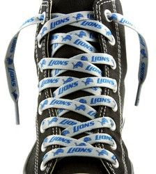 LaceUps are an innovative new shoe lace featuring colorful lace and logos of your favorite team that can accessorize many kinds of footwear. Swap out your regular laces today with a new pair of fashio