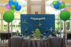 Buzz Lightyear boy's birthday party www.spaceshipsandlaserbeams.com
