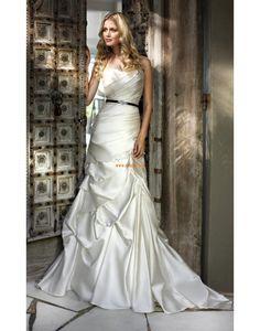 Kostel Jaro 2014 Přírodní Svatební šaty 2014