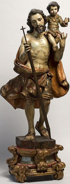 SAN CRISTOBAL.    ♦Museo de Historia Mexicana.  Siglo XVIII.   by Tach Jrez. Hra., via Flickr