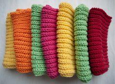 tempo.dk: Strikkede karklude Sweater Knitting Patterns, Knit Patterns, Crochet Doilies, Knit Crochet, Drops Design, Yarn Over, Diy Design, Needlework, Free Pattern