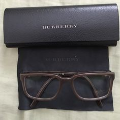158d1f7bac7d Burberry Eyeglasses Authentic in excellent condition