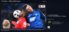 Nachricht: Köln gegen Hoffenheim: Bundesliga-Freitag im Livestream - http://ift.tt/2q1tJKn #news