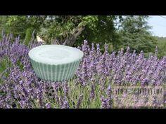 Domácí levandulové mýdlo s glycerínem ze sádla - videorecept - YouTube
