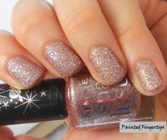 Rimmel Space Dust - Aurora #nails
