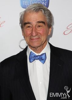 Sam Waterston arrives at The Television Academy's 22nd Hall of Fame Induction Ceremony