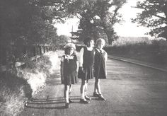 059341:Girls dressed in school uniform Unknown c.1930 by Newcastle Libraries, via Flickr