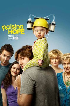 Raising Hope - I love this show its hilarious! Best Tv Shows, Best Shows Ever, Movies And Tv Shows, Favorite Tv Shows, Favorite Things, Prison, I Love Series, Tv Series, Comedy Series