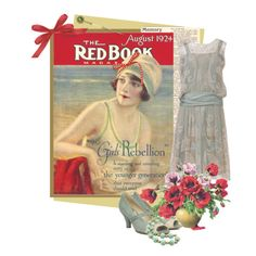 """""""The Red Book Magazine"""" by nz-carla ❤ liked on Polyvore featuring Fly LONDON"""