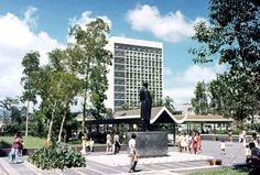 Statue Square Hong Kong