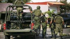 Rodean seminario soldados, policías y guardias del Estado Mayor | El Puntero