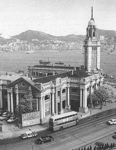 A Brief Visual History of the Tsim Sha Tsui Clock Tower