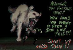 Always feed your dog by RunStrayWolf on DeviantArt Pewdiepie, Markiplier Memes, Youtube Gamer, To Youtube, Septiplier Fanart, Jacksepticeye Fan Art, Darkiplier And Antisepticeye, Jack And Mark, Best Youtubers