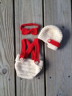 Crochet baby pants with suspenders pattern bow ties 62 Ideas for 2019 Crochet Baby Pants, Baby Boy Crochet Blanket, Crochet Cap, Crochet Bebe, Crochet For Boys, Newborn Crochet, Crochet Gifts, Crochet Clothes, Crochet Outfits