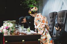 新郎新婦様からのメール ブーケが10万円だとしたら  ホテルメトロポリタンエドモント様へ : 一会 ウエディングの花