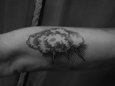 Cloud tattoos are quite common. We have gathered 35 Most Original Cloud Tattoos that you can get ideas from. Rain Cloud Tattoos, Rain Tattoo, Storm Tattoo, Umbrella Tattoo, Sun Umbrella, Tattoo Ink, Eye Tattoo Meaning, Tattoos With Meaning, Retro Tattoos