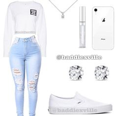 Swag Outfits For Girls, Skater Girl Outfits, Cute Swag Outfits, Summer Outfits For Teens, Teenage Girl Outfits, Cute Comfy Outfits, Teen Fashion Outfits, Teenager Outfits, Dope Outfits