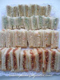 Empanadas, Tapas, Specialty Sandwiches, Party Food Buffet, Sandwich Bar, Mini Sandwiches, Crazy Cakes, Dessert Recipes, Desserts