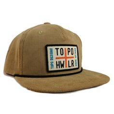 Topo x Howler Snapback Hat