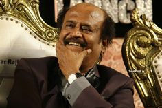 Megastar #Rajnikanth at #Lingaa Tamil Movie Audio Launch
