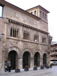 Palacio de los Reyes de Navarra, Estella.