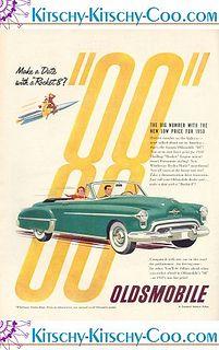Oldsmobile    #thaifernandes, #thaisafernandes, #advertingvintage, #vintage