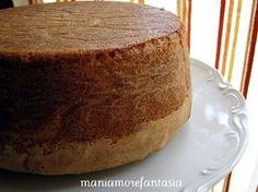 Molly cake: pan di spagna alla panna montata