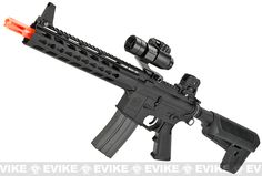 Krytac Full Metal Trident CRB Airsoft AEG Rifle - Black $325