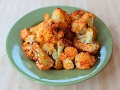 Smoky Roasted Cauliflower