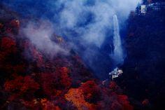 Kegon Falls NIkko, Tochigi