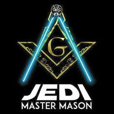 Jedi Master Mason.. Star Wars Masonic meme