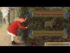 THE SECRET GARDEN by Frances Hodgson Burnett - full unabridged audiobook...
