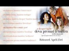 Deva Premal & Mitten with Manose latest album...with tracks sampling
