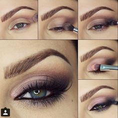 Makeup Addiction Cosmetics @makeupaddictioncosmetics Loving this Smoke...Instagram photo | Websta (Webstagram)