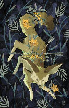 Natalie Dombois  -  http://nataliedombois.de  -  https://www.facebook.com/endeillustration  -  http://en-de.tumblr.com  -  https://www.instagram.com/ende_illustration  -  https://plus.google.com/116163318437514465301  -  https://twitter.com/TaleOfAMonkey  -  http://taleofamonkey.deviantart.com  -  https://www.artstation.com/artist/ende  -  http://www.redbubble.com/es/people/endeillus?ref=artist_title_name