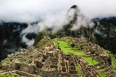 Imagen del Machu Picchu, en #Perú, uno de los 5+1 #viajes que te recomendamos hacer una vez en la vida #travel #Machupicchu