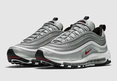 #sneakers #news Official Images Of The Nike Air Max 97 OG QS