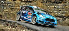 Ford Fiesta WRC @ Monte Carlo 2016