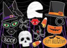 「halloween photoprops printable」の画像検索結果