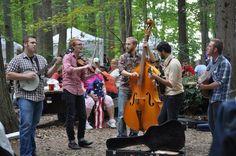 Thornville, Ohio-Backwoods Festival  September 20,21 & 22, 2013